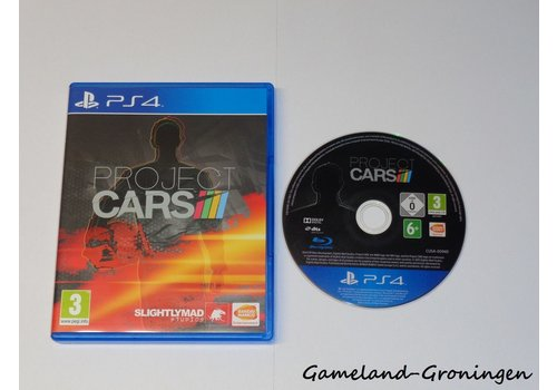 Project Cars (Complete)