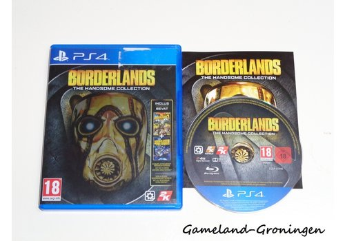 Borderlands The Handsome Collection (Complete)