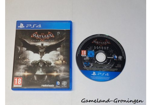 Batman Arkham Knight (Complete)