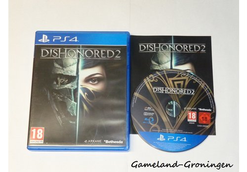 Dishonored 2 (Compleet)