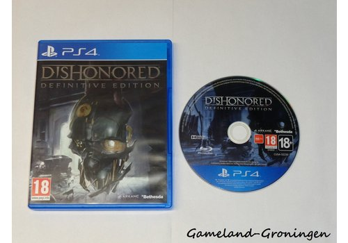 Dishonored Definitive Edition (Complete)
