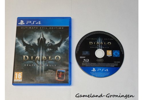 Diablo III Ultimate Evil Edition (Compleet)