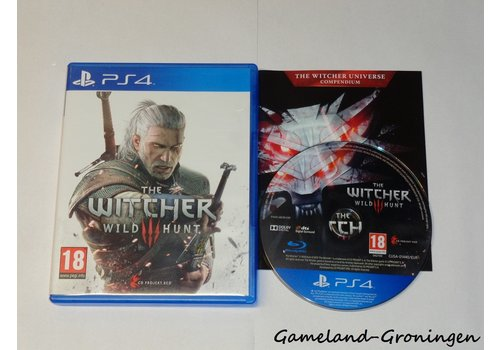 The Witcher 3 Wild Hunt (Complete)