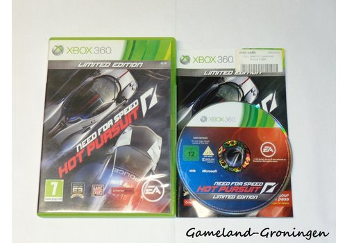 Need for Speed Hot Pursuit Limited Edition (Complete)