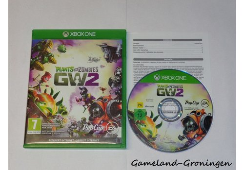 Plants vs. Zombies Garden Warfare 2 (Complete)