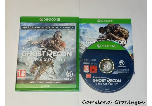 Tom Clancy's Ghost Recon Breakpoint Auroa Edition (Compleet)