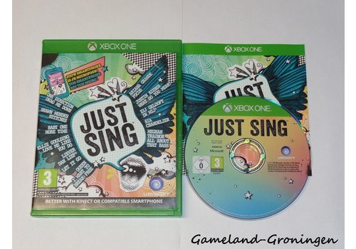 Just Sing (Complete)