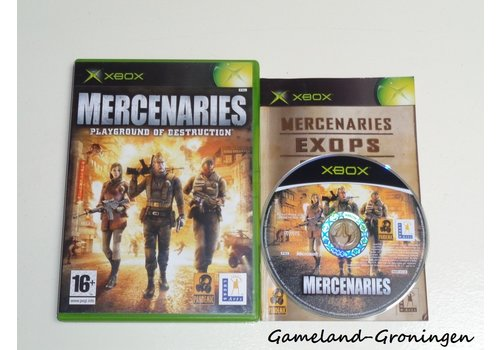 Mercenaries (Complete)