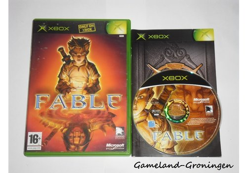 Fable (Complete)