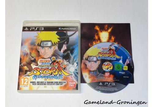 Naruto Shippuden Ultimate Ninja Storm Generations (Compleet)