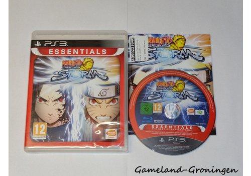 Naruto Ultimate Ninja Storm (Complete, Essentials)