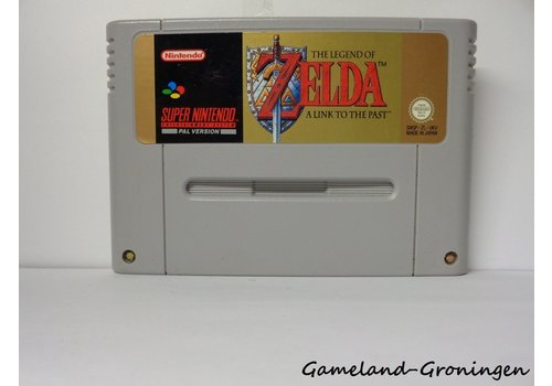 The Legend of Zelda A Link to the Past (UKV)