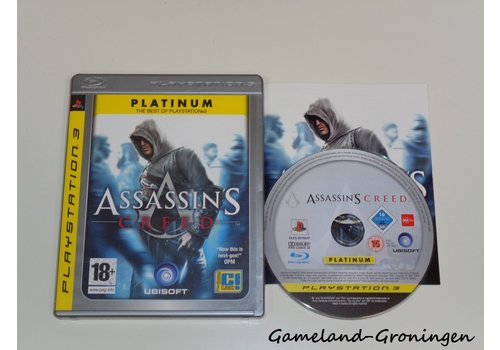 Assassin's Creed (Complete, Platinum)