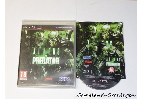 Aliens vs Predator (Complete)
