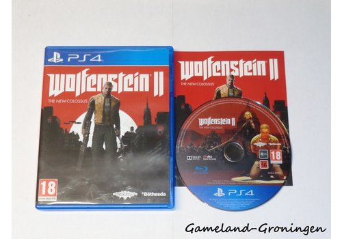 Wolfenstein II The New Colossus (Complete)