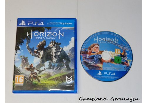 Horizon Zero Dawn (Complete)