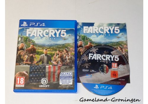 Far Cry 5 (Complete)