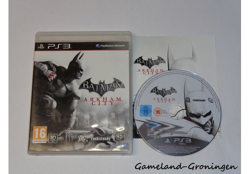 Batman Arkham City (Complete)