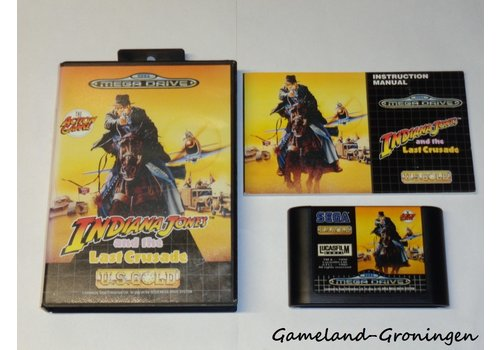 Indiana Jones and the Last Crusade (Compleet)