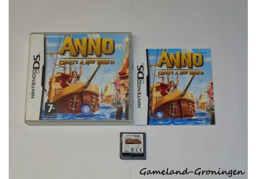 Anno Create a New World (Compleet, FAH)