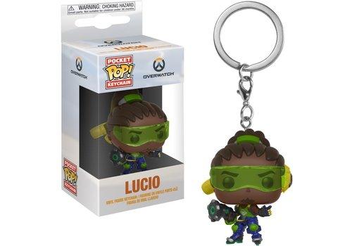 Overwatch Pocket POP Sleutelhanger - Lucio