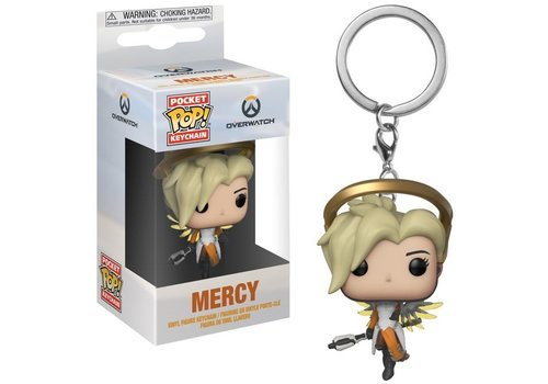 Overwatch Pocket POP Sleutelhanger - Mercy