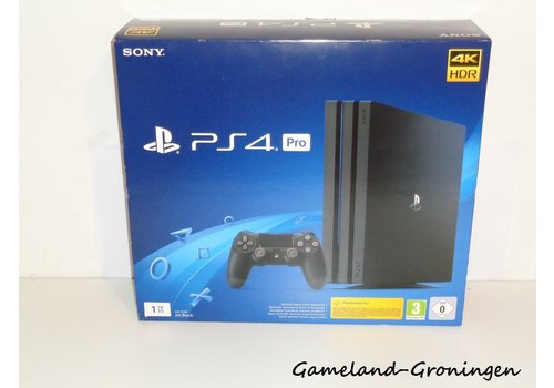PlayStation 4 Pro 1 TB with Controller & Wiring (Complete)