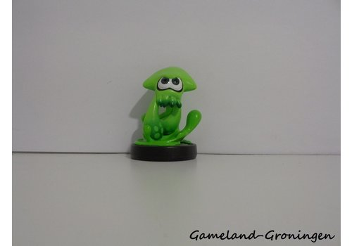 Splatoon - Amiibo Figuur Inkling Squid Green