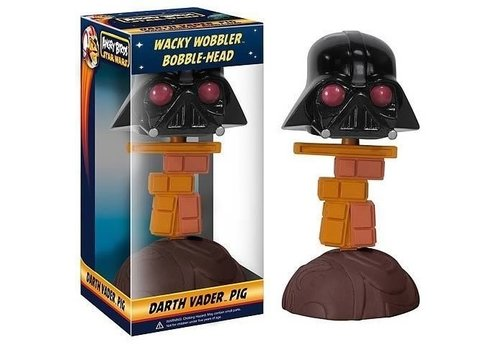 Wacky Wobbler Star Wars - Darth Vader Pig 15 cm