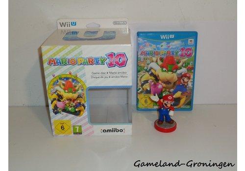 Mario Party 10 Amiibo Bundle (Boxed)