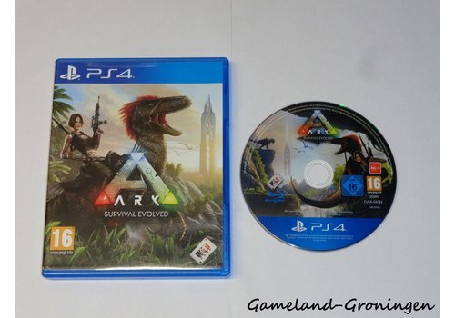 Ark Survival Evolved (Compleet)