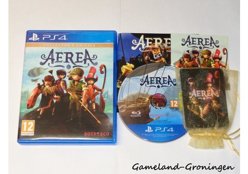 Aerea Collector's Edition (Complete)