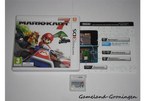 Mario Kart 7 (Complete, HOL)