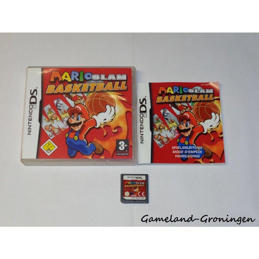 Mario Slam Basketball (Complete, FHG)