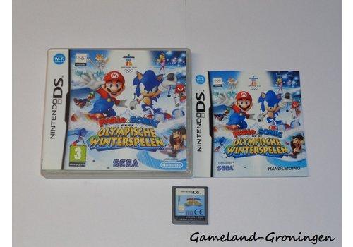 Mario & Sonic op de Olympische Winterspelen (Complete, HOL)