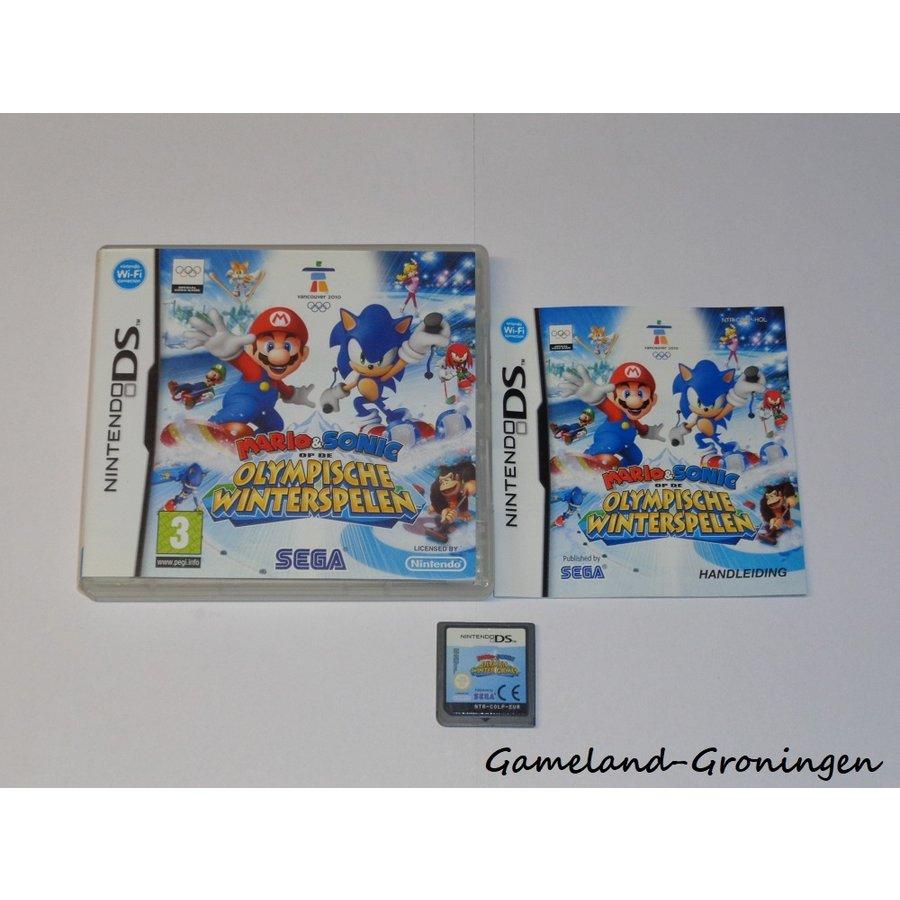 Mario & Sonic op de Olympische Winterspelen (Compleet, HOL)