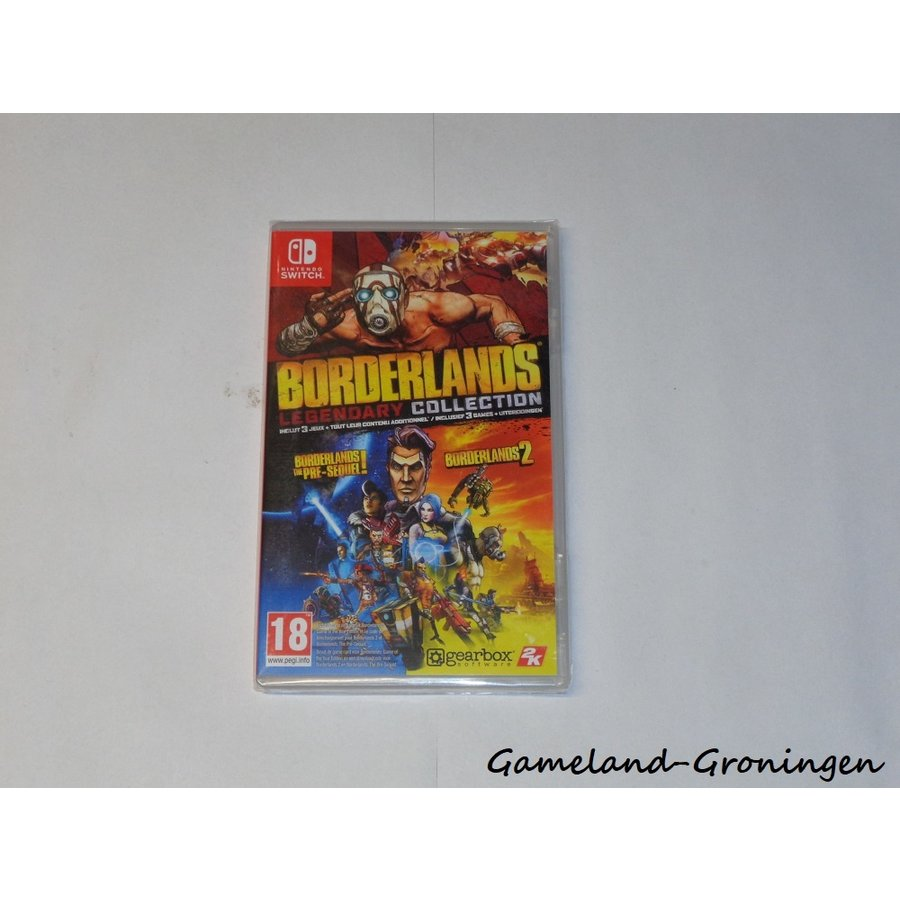 Borderlands Legendary Collection (New and Sealed)