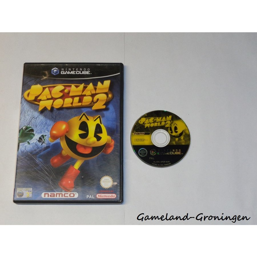 Pac-Man World 2 (Boxed, EUR)
