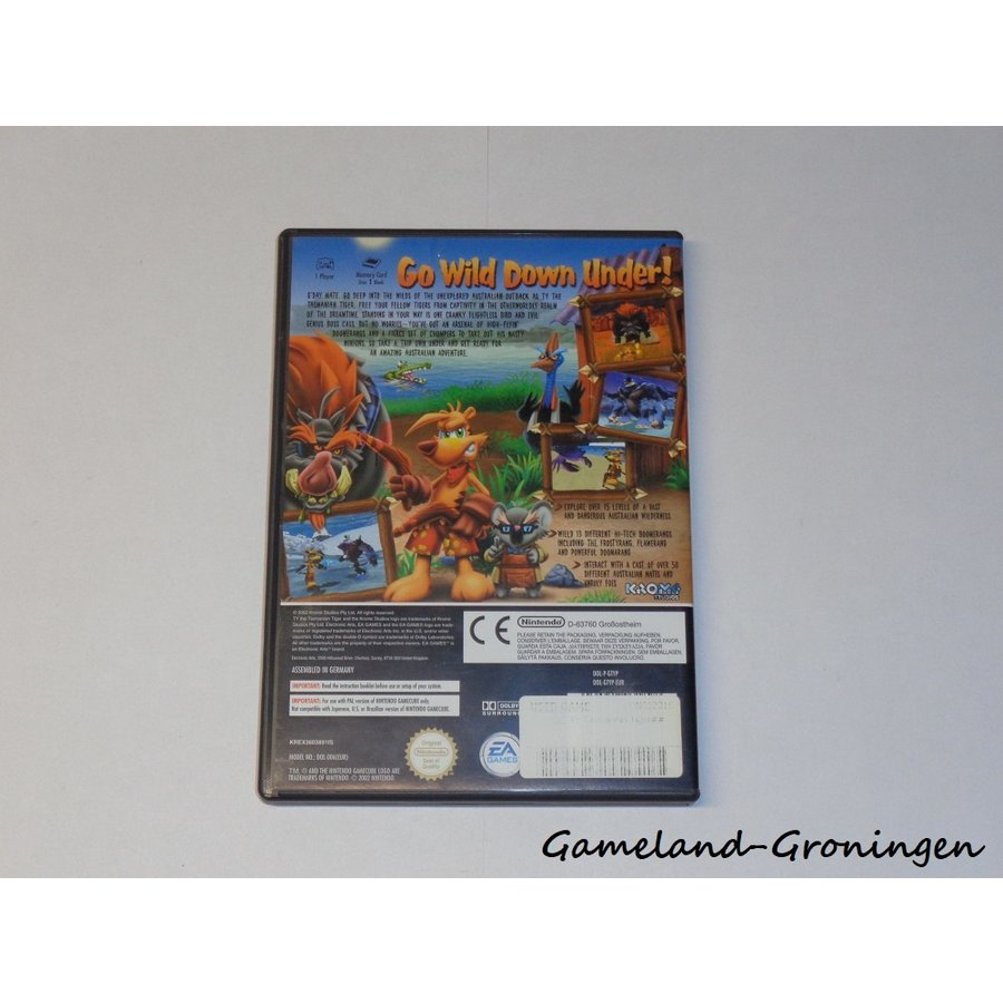 Ty The Tasmanian Tiger (Compleet, EUR)