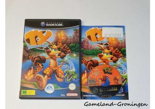 Ty The Tasmanian Tiger (Complete, EUR)