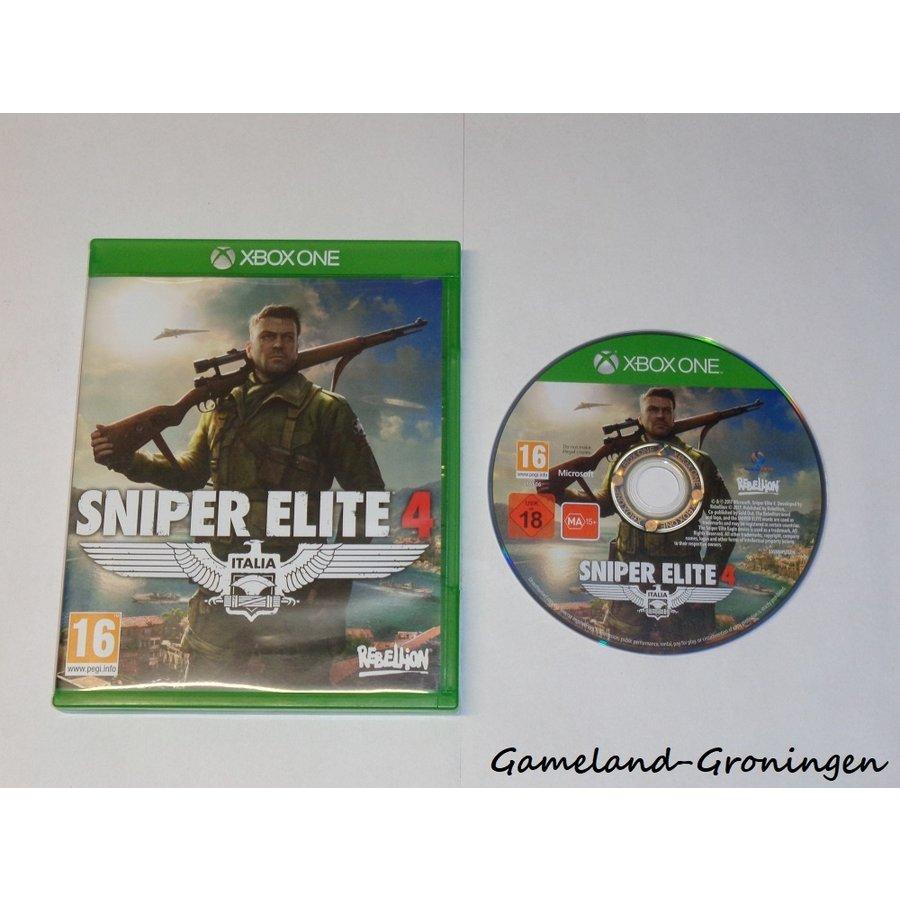 Sniper Elite 4 Italia (Complete)