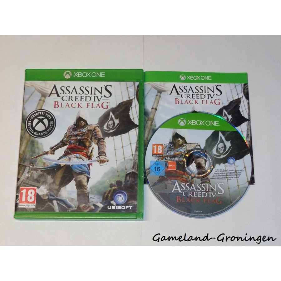 Assassin's Creed IV Black Flag (Complete)