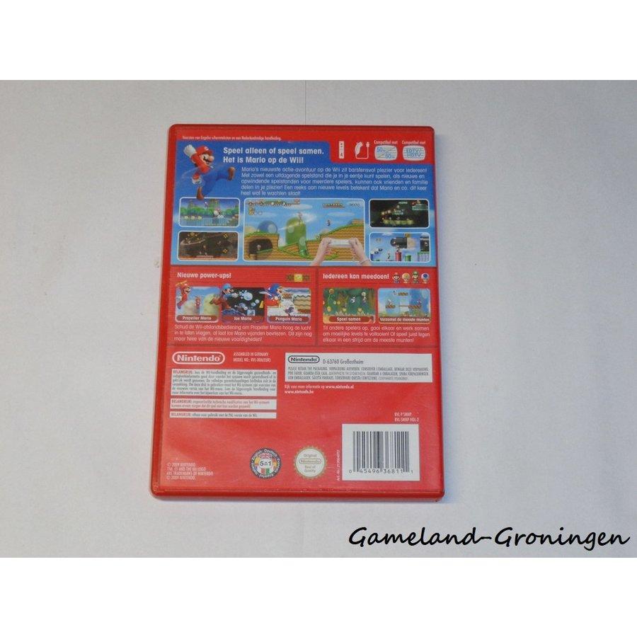 New Super Mario Bros Wii (Complete)