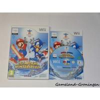 Mario & Sonic op de Olympische Winterspelen (Compleet)