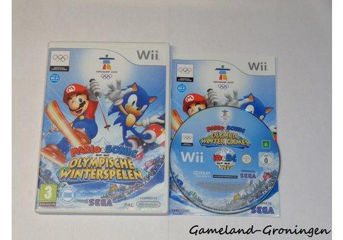 Mario & Sonic op de Olympische Winterspelen (Complete)
