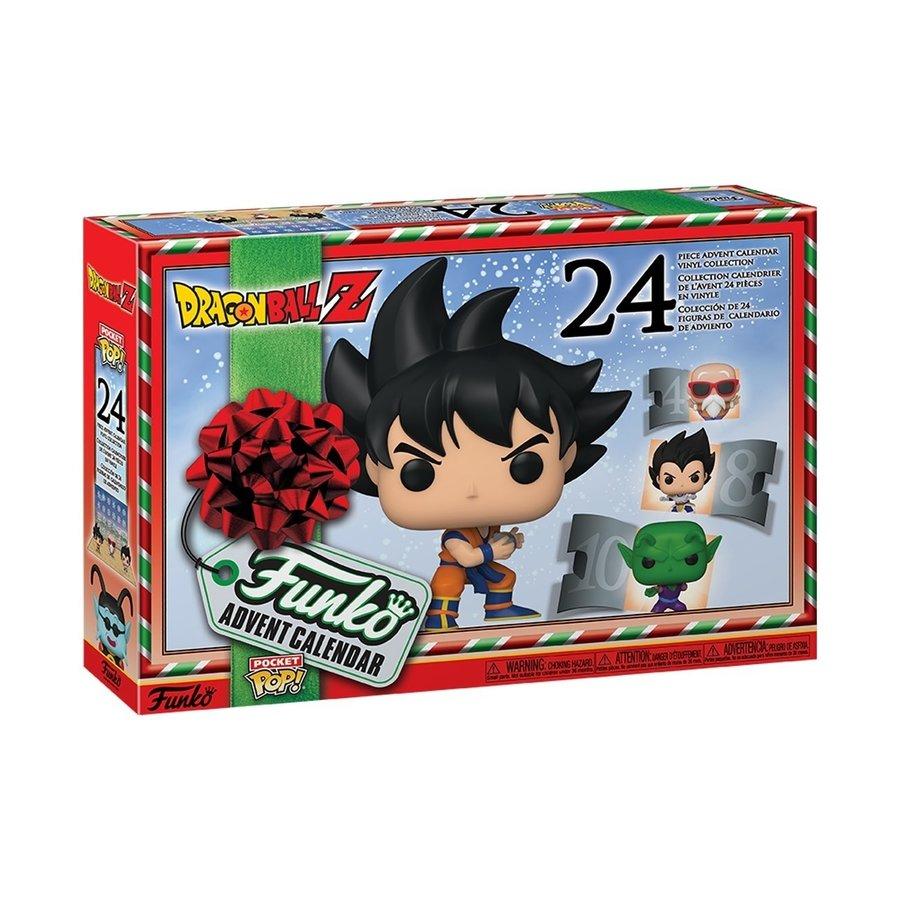 Pocket Pop Advent Calendar - Dragon Ball Z (PRE-ORDER)