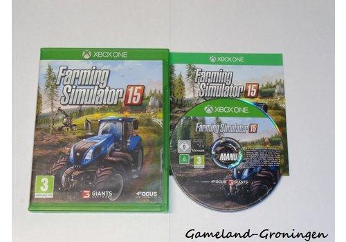 Farming Simulator 15 (Compleet)
