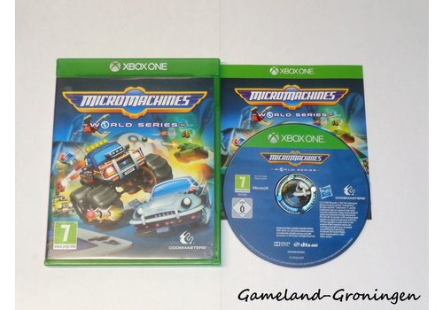 Micro Machines World Series (Complete)