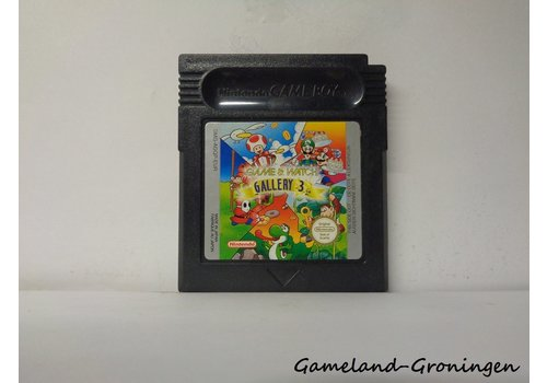 Game & Watch Gallery 3 (EUR)