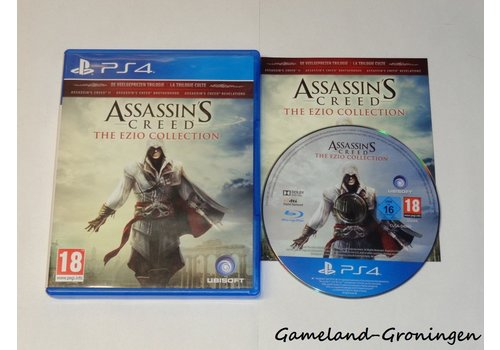 Assassin's Creed The Ezio Collection (Complete)